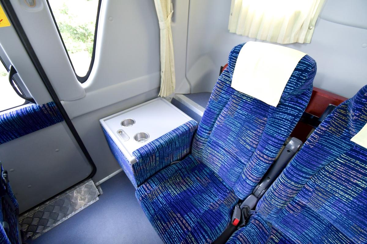 中型バス(いすゞガーラ)