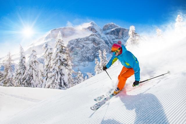 スキー・スノボ
