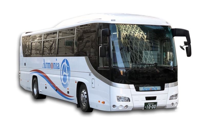 大型バス(いすゞガーラ)